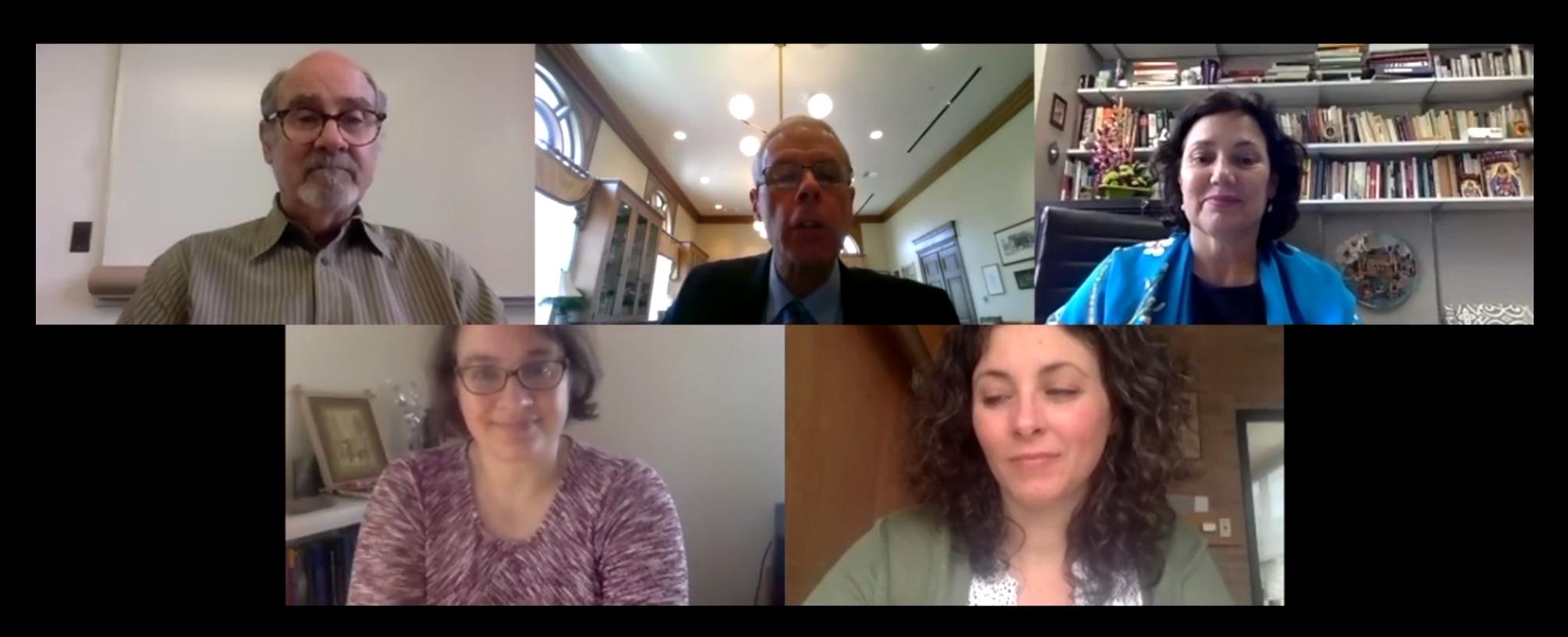 Webinar: Community Engaged Learning: Rust Belt Narratives