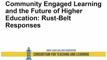 Community Engaged Learning: Rust Belt Narratives